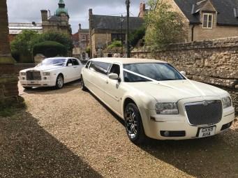Chrysler Limousine & Rolls Royce Pahntom Hire