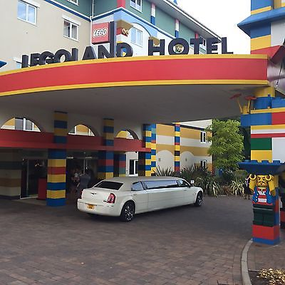 Chrysler Limo At Legoland Windsor