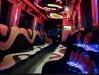 Mercedes Party Bus Interior.