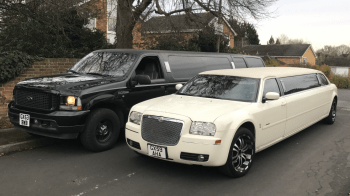 Ford Excursion & Chrysler limo hire