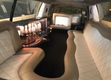 Ford Excursion - Cream and Tan