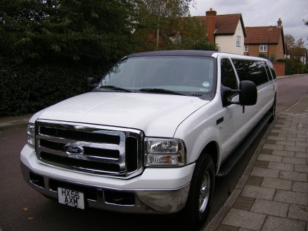 Ford Excursion Limousine