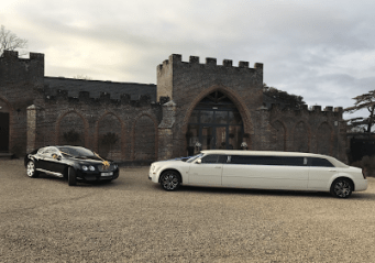 Baby Bentley Limousine & Bentley Continental