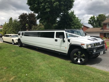 Hummer Hire Wedding