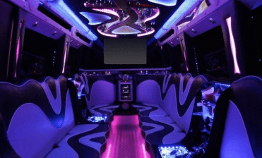 16 Seater Party Bus Hire Buckinghamshire