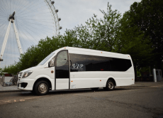 16 Seater Party Bus Hire Central London