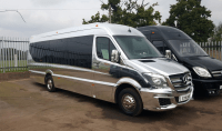 16 Seater Party Bus Hire Guildford
