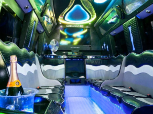16 Seater Party Bus Hire Slough