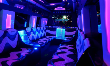16 Seater Party Bus Hire West Sussex