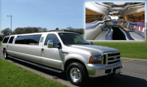 Ford Excursion 16 Passengers