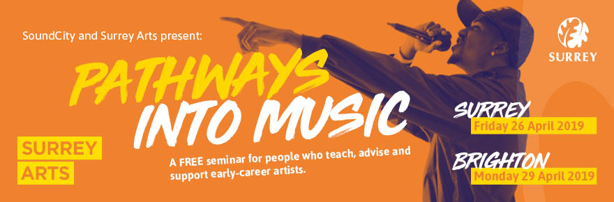 """""""Pathways into music - a free seminar for people who teach, advise and support early-career artists."""""""