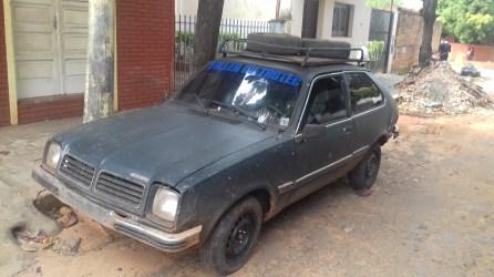 Black Chevette 1