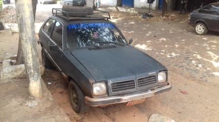 Black Chevette 2