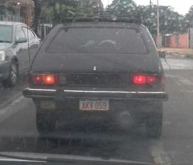 Black Chevette