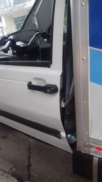 Trike with car doors