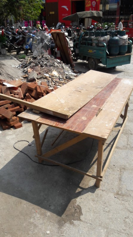 Chinese Tablesaw 1 - 锯床