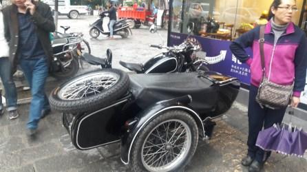 Boxer Motorcycle Sidecar- 水平对卧引擎偏三轮摩托车