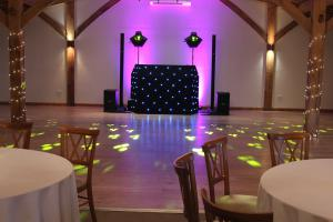 Mobile Disco with Uplighters In Tamworth