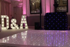 Mobile Disco and Led Dancefloor In Worcester