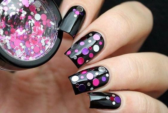 камифубуки дизайн ногтей фото 3