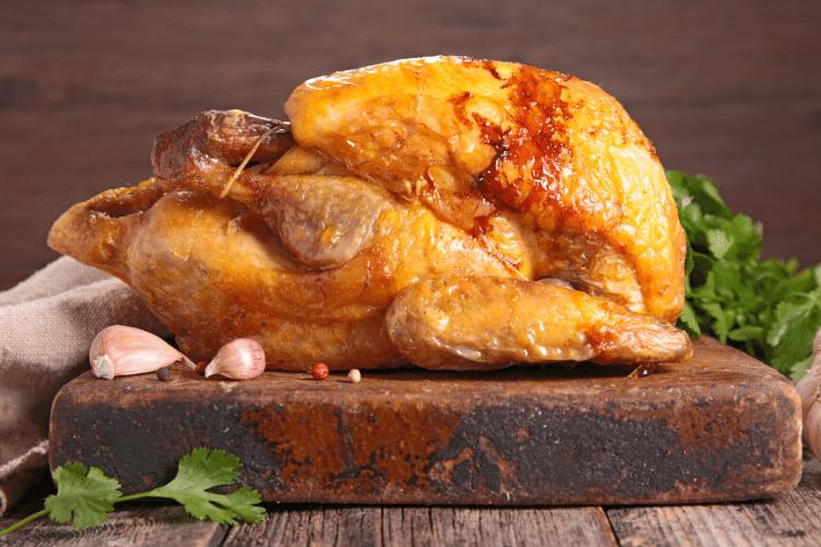 pollo frito, pollo al horno, pollo en Bogotá