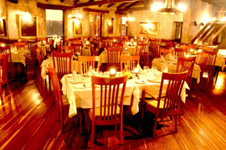 restaurantes, lujos en monserrate,