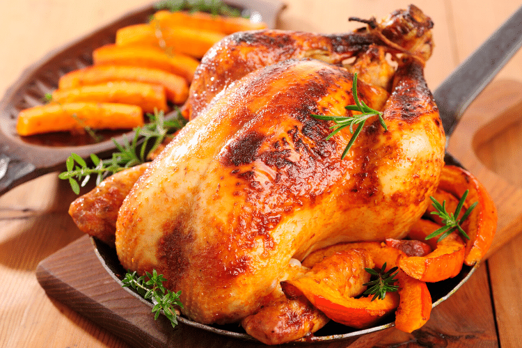 pollo asado, pollo asado a domicilio, surtidora de aves,