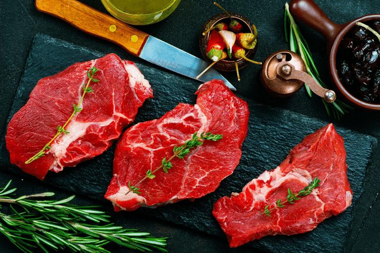 Filetes de Carne, Carne para Asar,
