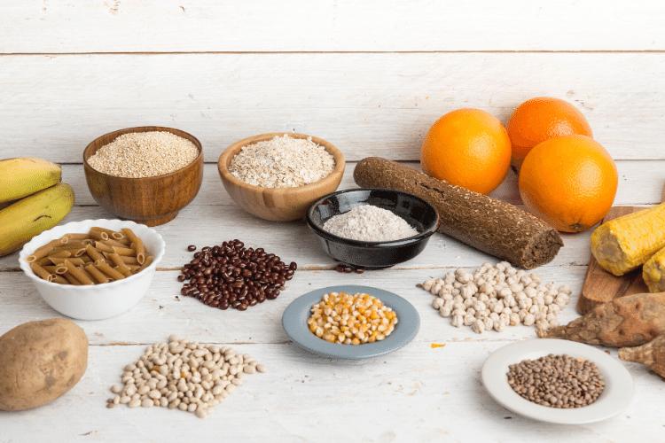 cultivos de la sabana, granos, tubérculos, frutas,