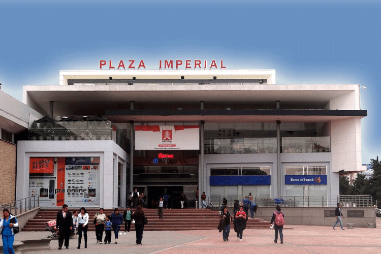 plaza imperial, suba plaza imperial,
