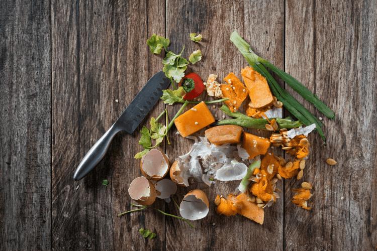 desechos orgánicos, residuos, asaderos de pollo, restaurantes, salubridad,