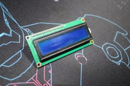 LCD i²c