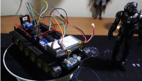 2WD Robot