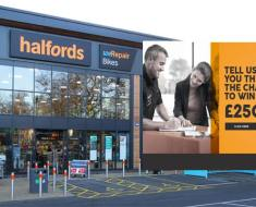 Halfords Survey