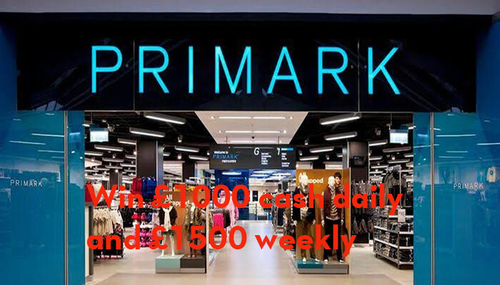 Primark Survey