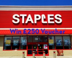 Staples UK Customer Experience Survey