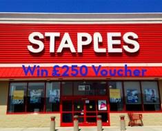 Staples UK Customer Experience Survey