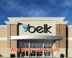 Belk Customer Survey