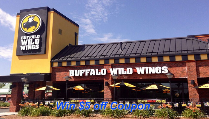Buffalo Wild Wings Customer Survey