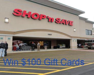 Shop 'n Save Survey