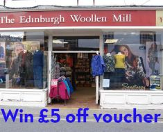 The Edinburgh Woollen Mill Survey