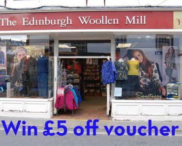 The Edinburgh Woollen Mill Survey