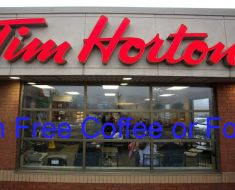 Tim Hortons Survey
