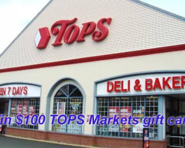 Tops Friendly Markets Survey