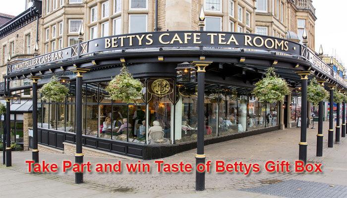 Bettys Customer Satisfaction Survey