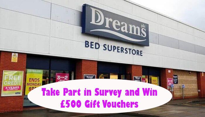 Dreams Pillow Talk Survey