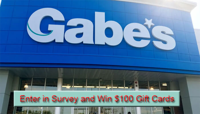 Gabe's Customer Experience Survey