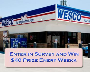 Go Wesco Feedback Survey