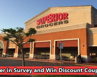 Superior Grocers Survey