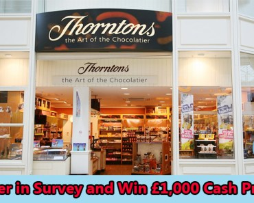Thorntons Survey